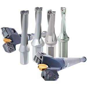 Indexable insert drills
